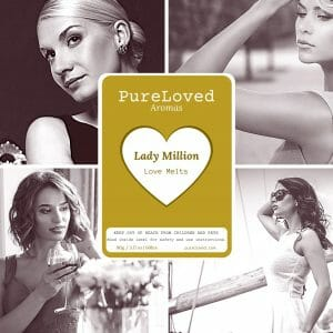Lady Million Wax Melt - Love Melts By Pure Loved Aromas