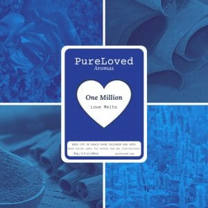 One Million Wax Melt - Love Melts By Pure Loved Aromas